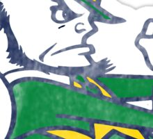 fighting Irish notre dame Sticker