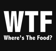 WTF Where's The Food? by BrightDesign