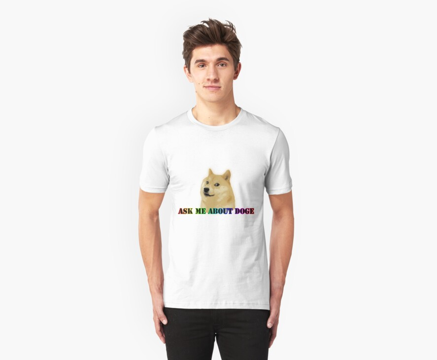 Ask me about Doge by DopeDoge