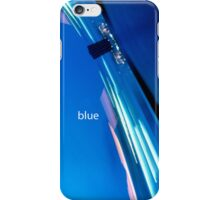 Ships in Blue iPhone Case/Skin