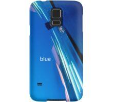 Ships in Blue Samsung Galaxy Case/Skin