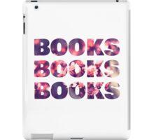 Books books books iPad Case/Skin