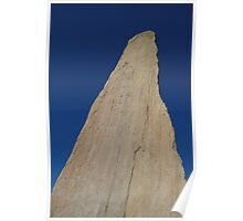 Ogham stone Poster