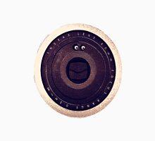 Smiling Instax lens   Men's Baseball ¾ T-Shirt