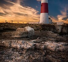 Portland Bill Lighthouse by timmburgess