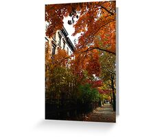 St. Marks Ave Greeting Card