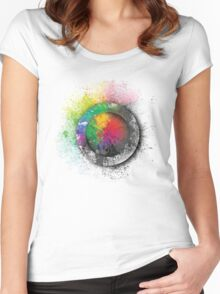 You Me At Six - Take Off Your Colours Women's Fitted Scoop T-Shirt