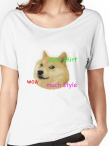 Doge classic Women's Relaxed Fit T-Shirt