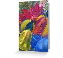 Bells and Baubles Greeting Card