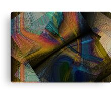I Scream But Nobody Can Hear Canvas Print
