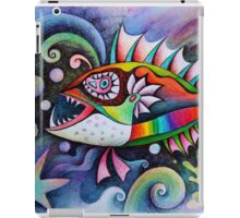 I invented a fish ( high resolution repost ) iPad Case/Skin