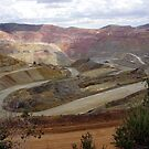 Santa Rita Mine by Loree McComb