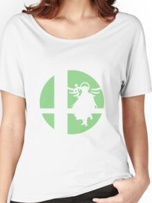 Palutena - Super Smash Bros. Women's Relaxed Fit T-Shirt