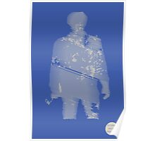 VeteranPrint Project Hero Silhouette -Air Force Poster