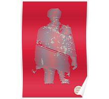 Veteran Print Project Hero Silhouette USMC  Poster
