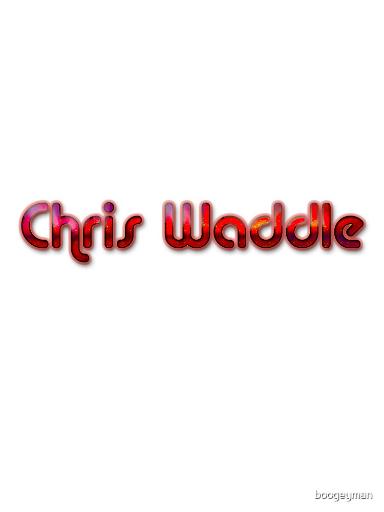 Chris Waddle by boogeyman