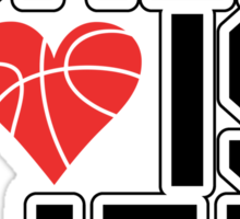 Basketball is Life Sticker
