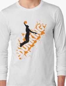 Basketball: Dunking Long Sleeve T-Shirt