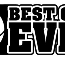 Basketball: Best game ever Sticker