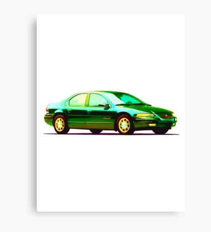 Chrysler Cirrus Canvas Print