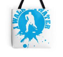 Hockey: I walk on water Tote Bag