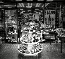 Shoe Store by njordphoto