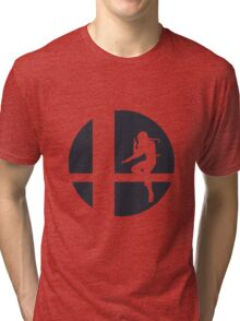 Sheik - Super Smash Bros. Tri-blend T-Shirt