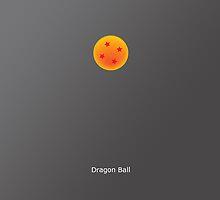 Dragon Ball by iMikeHimself