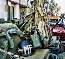 Military Jeep by tjkphotos