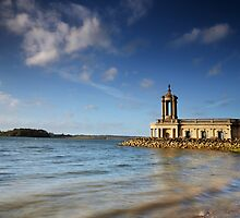 Sunken Church at Normanton by Andy Freer