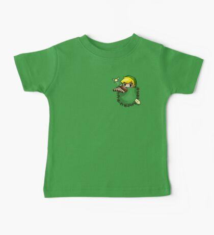 Pocket Link Baby Tee