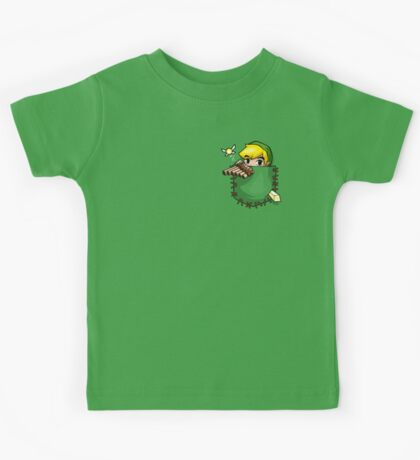 Pocket Link Kids Tee