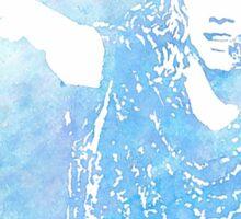 Harry Styles Watercolor Sticker