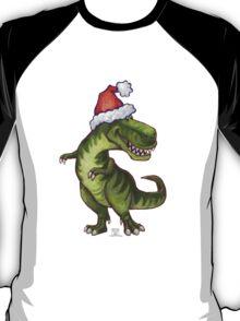 Tyrannosaurus Christmas T-Shirt