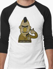 God's Lonely Puppet Men's Baseball ¾ T-Shirt