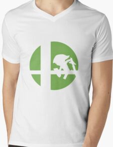 Toon Link - Super Smash Bros. Mens V-Neck T-Shirt