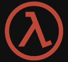 HALF LIFE logo by Ritchie 1