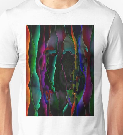 ghost music Unisex T-Shirt