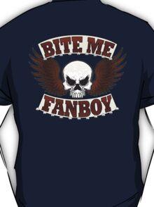 Bite Me Fanboy - Lobo T-Shirt
