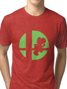 Yoshi - Super Smash Bros. Tri-blend T-Shirt