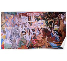 Picasso Complex 8. Poster