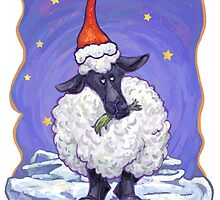 Sheep Christmas by Traci VanWagoner
