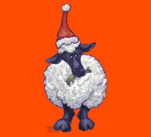 Sheep Christmas Kids Clothes