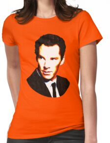 The Benedict of the Cumberbatch Womens Fitted T-Shirt