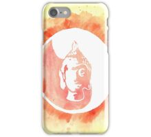 Buddha Watercolor iPhone Case/Skin
