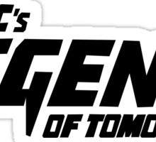 DC's Legends of Tomorrow  Sticker