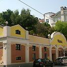 Hundertwasser Village, Vienna by Ilan Cohen