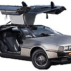 DeLorean by Fan-Art-Int
