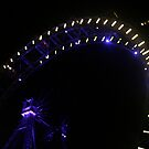 Vienna Reisenrad - The giant Ferris wheel by Ilan Cohen