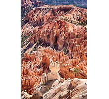 Bryce Canyon Utah Views 82 Photographic Print